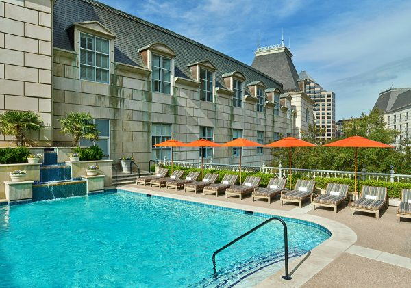 Hotel Review: The Crescent Court, Dallas