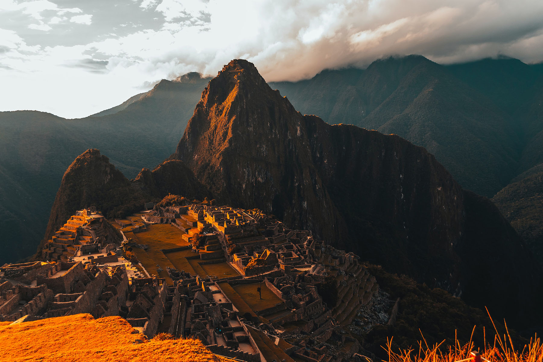 Machu Picchu: Changes In Ticketing
