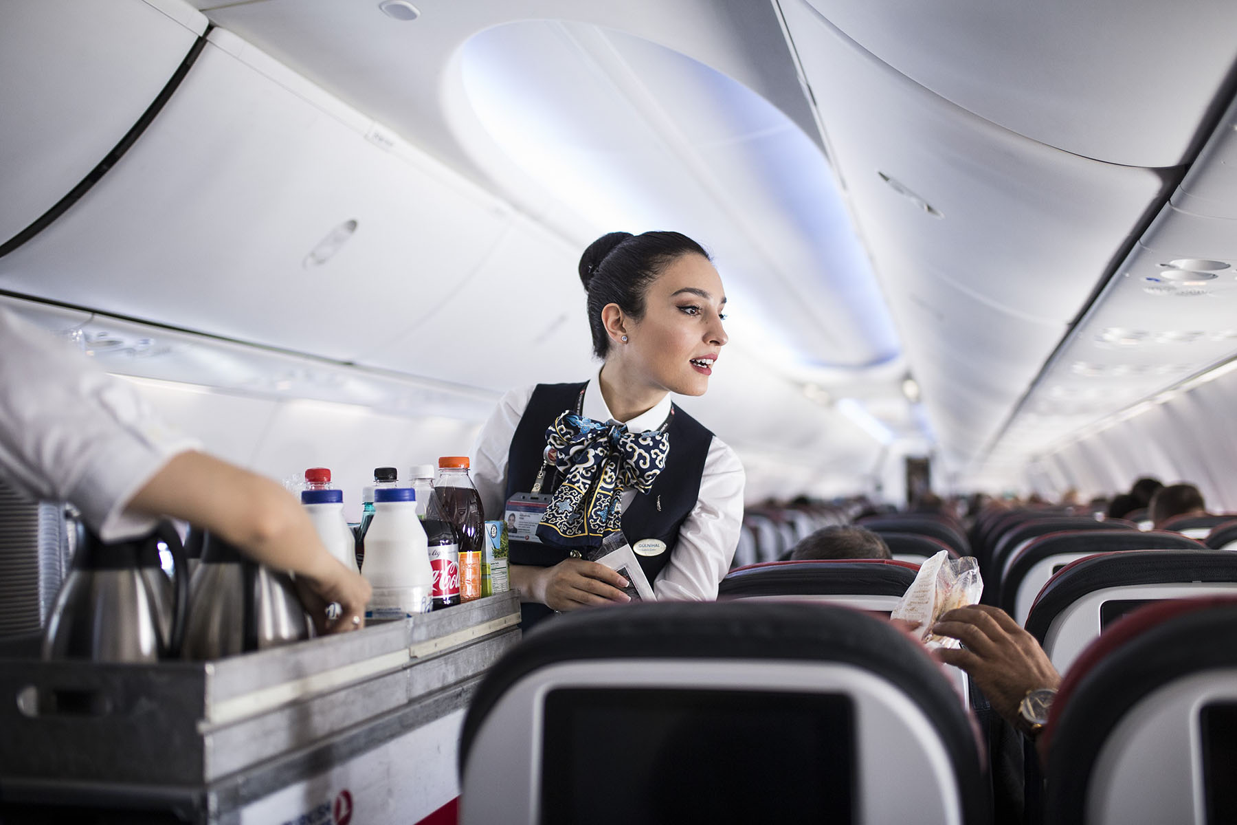 Five Things Flight Attendants Want You To Know