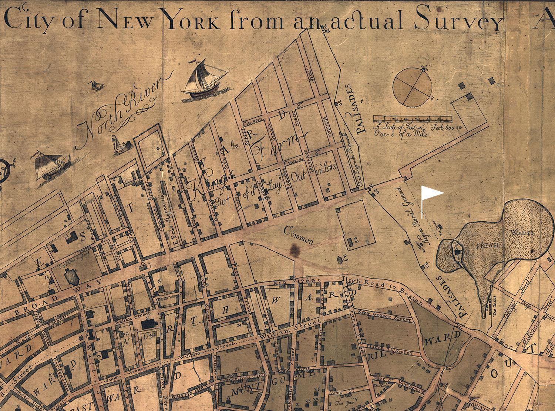 Map-of-the-City-of-New-York-1755_LOC73691802-Flag-Marker_JPG_1