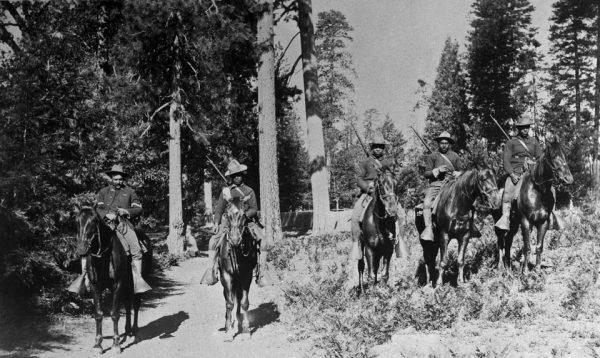 Black History Month Destination 2 of 28: Yosemite & Sequoia National Parks