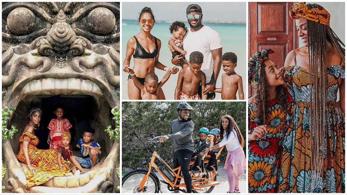 15 Black Families Who Will Inspire You To Travel