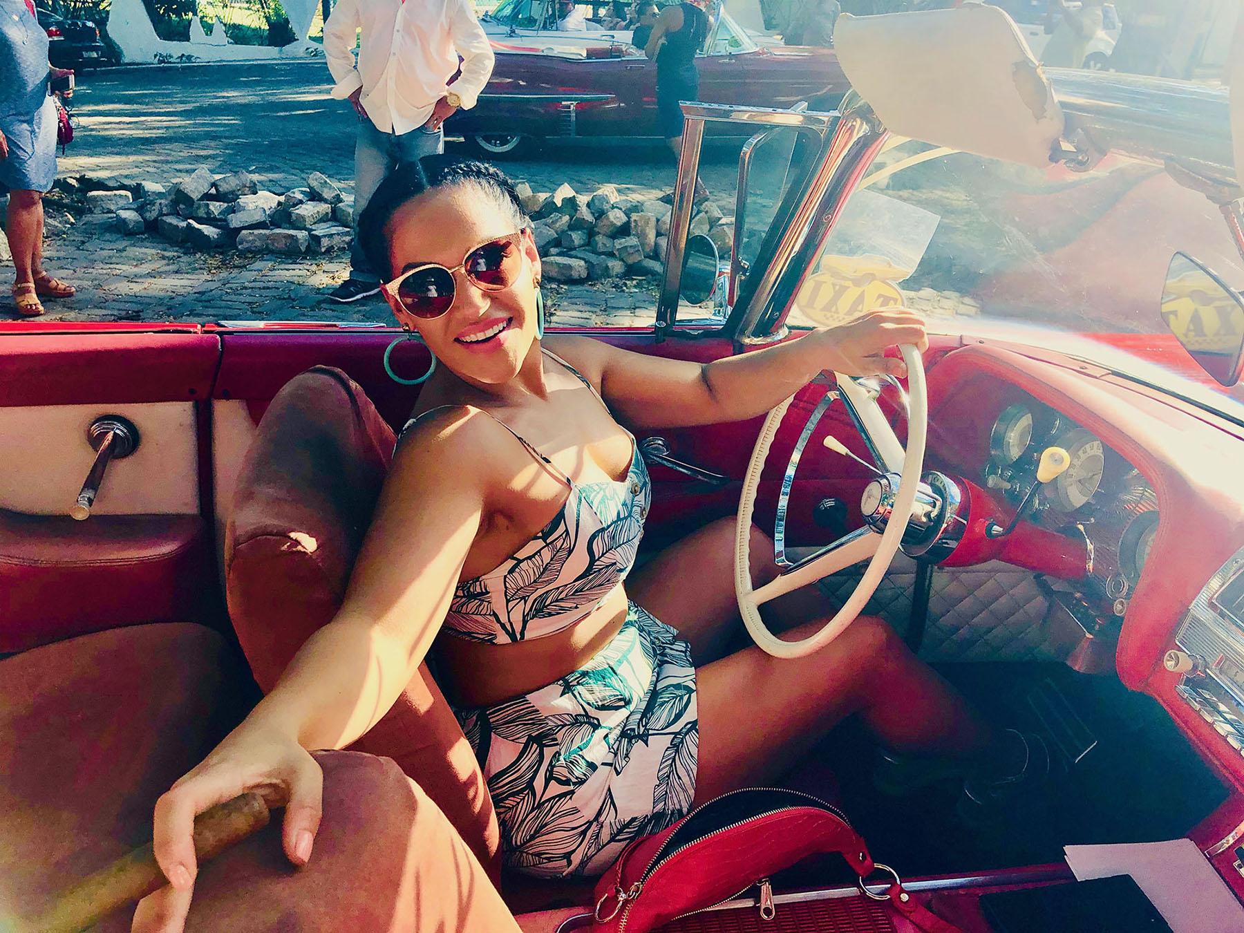 Notes From A Solo Female Traveler: Natalie Lizarraga