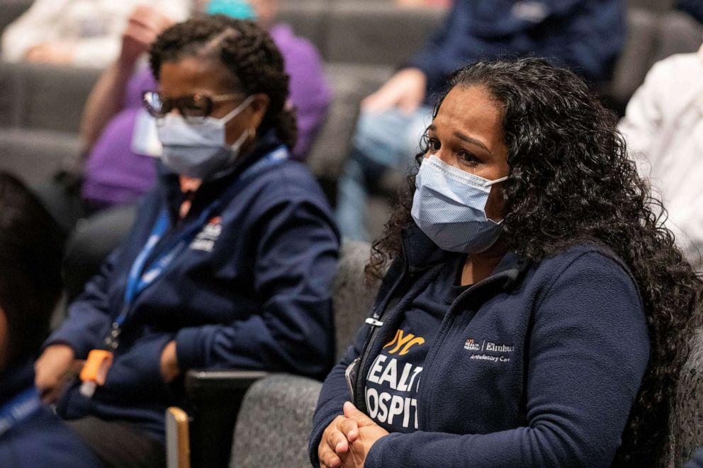 American Airlines and Hyatt Surprise Hospital Workers With Vacations