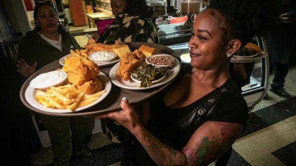 Black-Owned Restaurants in Detroit
