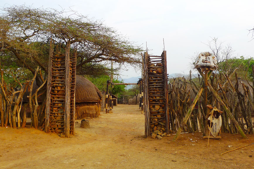 Tourists Can Visit Set Of 'Shaka Zulu', 'Black Is King' In South Africa