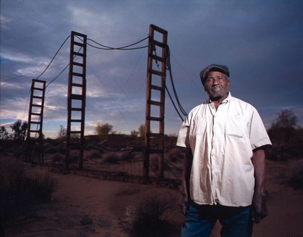 This Black Artist Used Joshua Tree As A Canvas