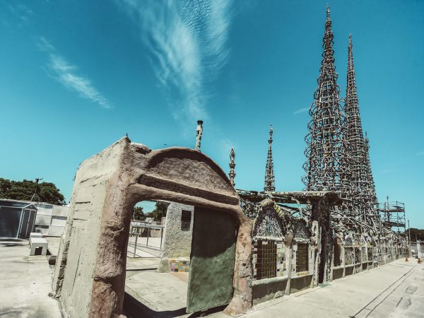 Nine Facts About The Iconic Watts Towers You Probably Didn't Know