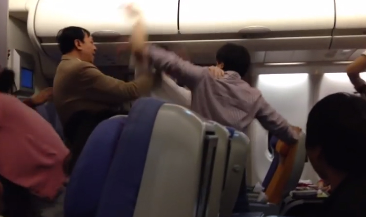 Passengers Behaving Badly: 8 Extremely Unruly Airline Passengers