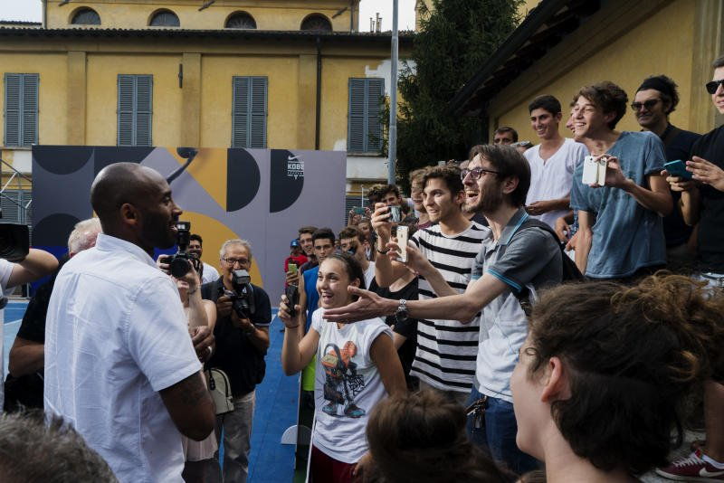 Here's How Italy Is Remembering Kobe Bryant