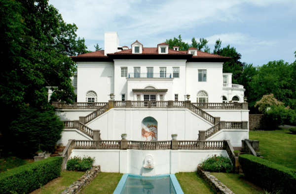 Be One Of The First To Tour Madam C.J. Walker's Villa Lewaro Estate