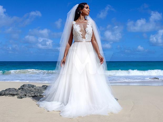 R&B Singer Mya Marries In The Seychelles