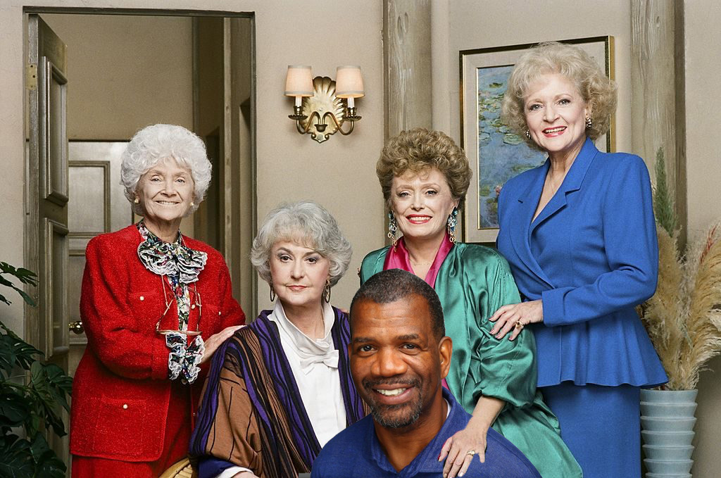 """What's A Black Man Doing On A """"Golden Girls"""" Cruise?"""