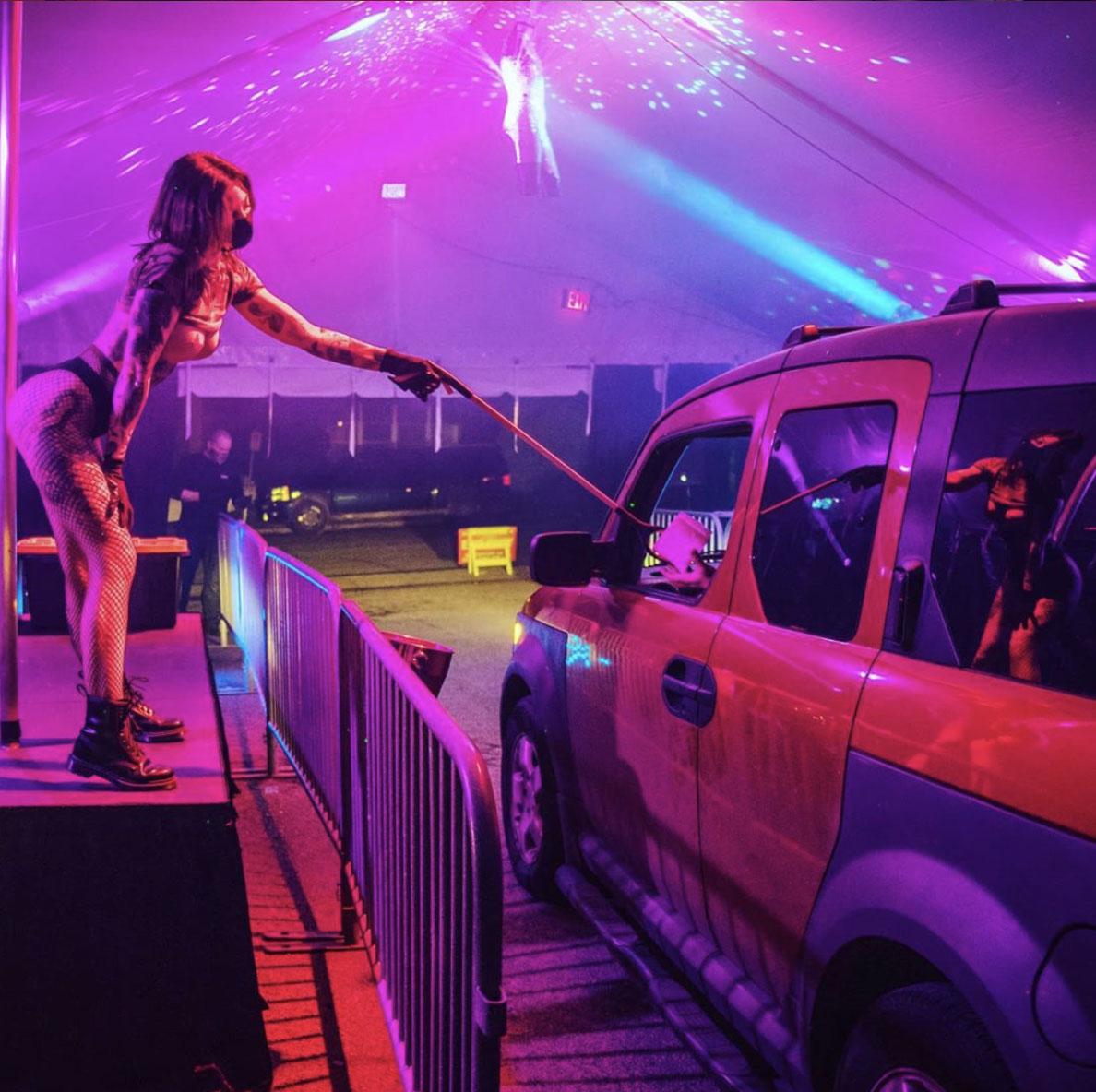 Drive-Thru Strip Club