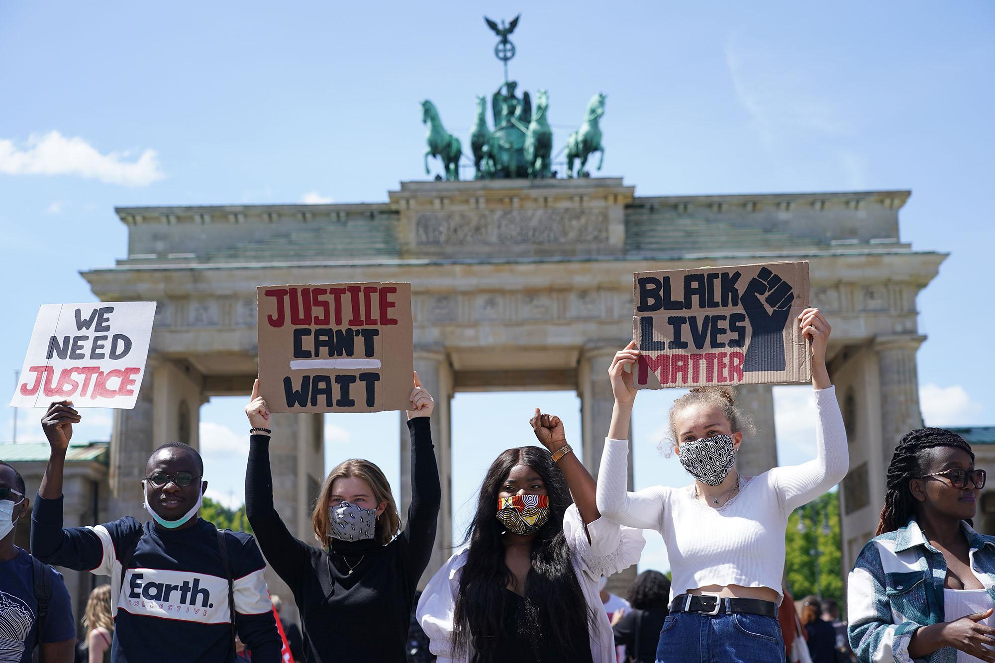 International Black Lives Matter Protests