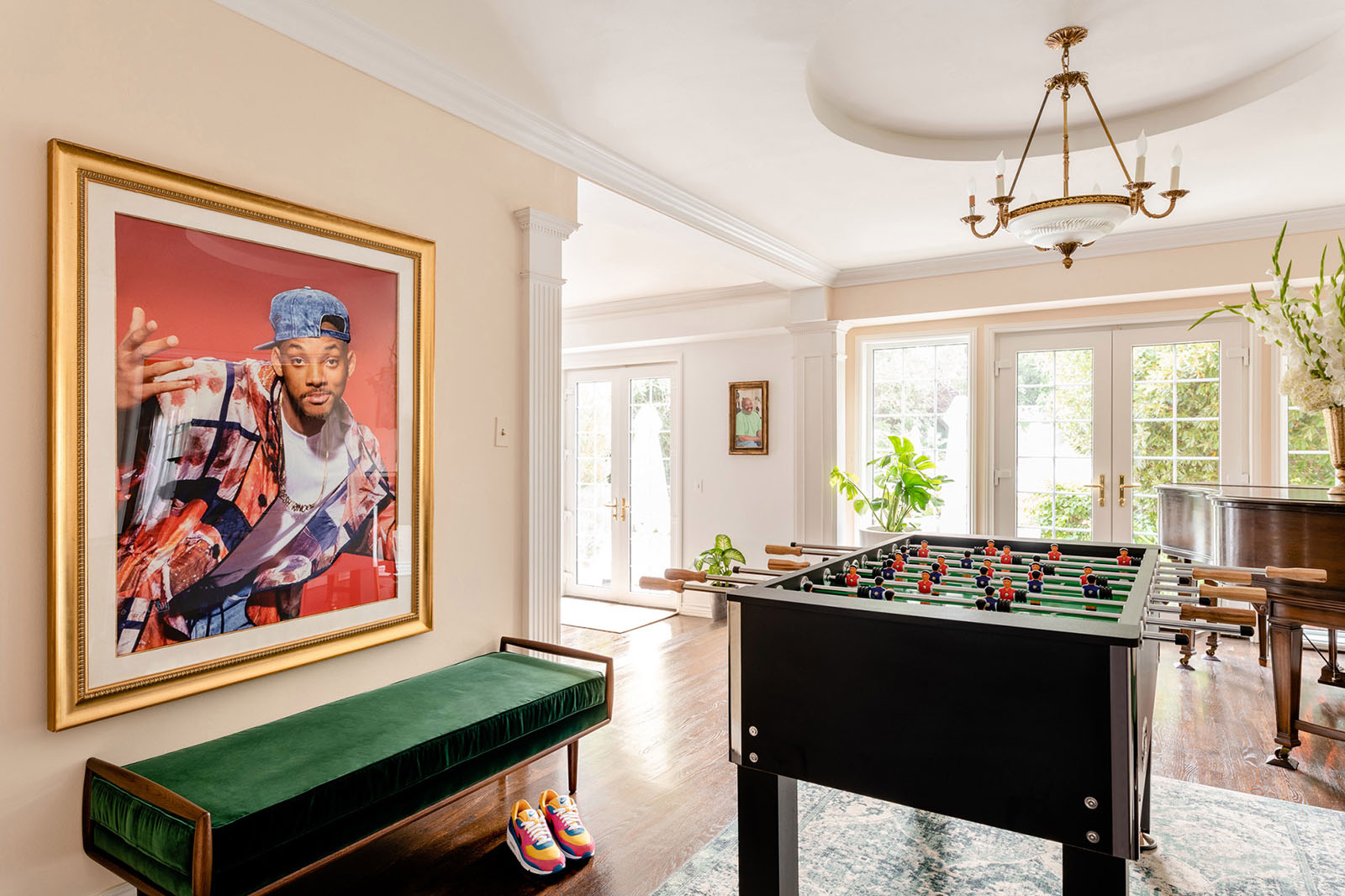 """Book An Airbnb Stay At Will Smith's """"Fresh Prince Of Bel-Air"""" Home"""
