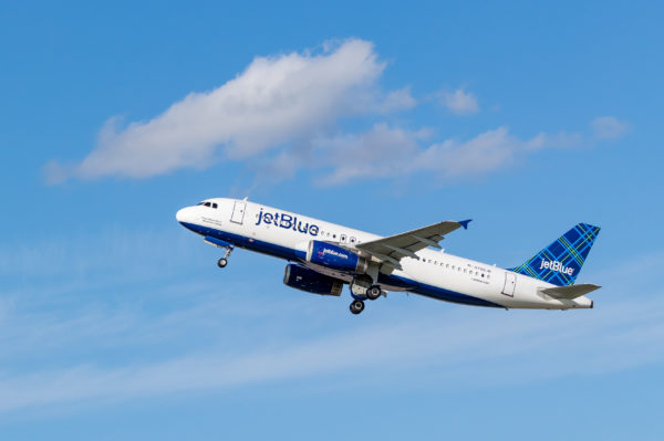 JetBlue Passenger Goes On N-Word Tirade On Flight To Jamaica